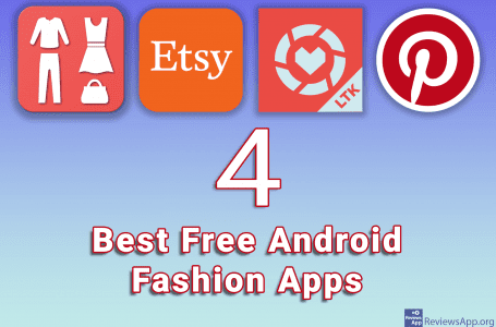 4 Best Free Android Fashion Apps