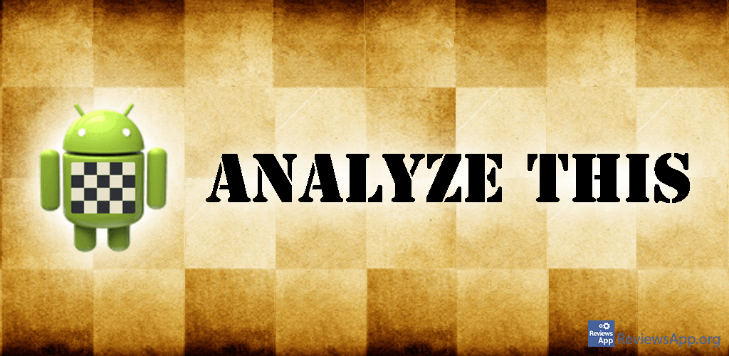 Chess - Analyze This