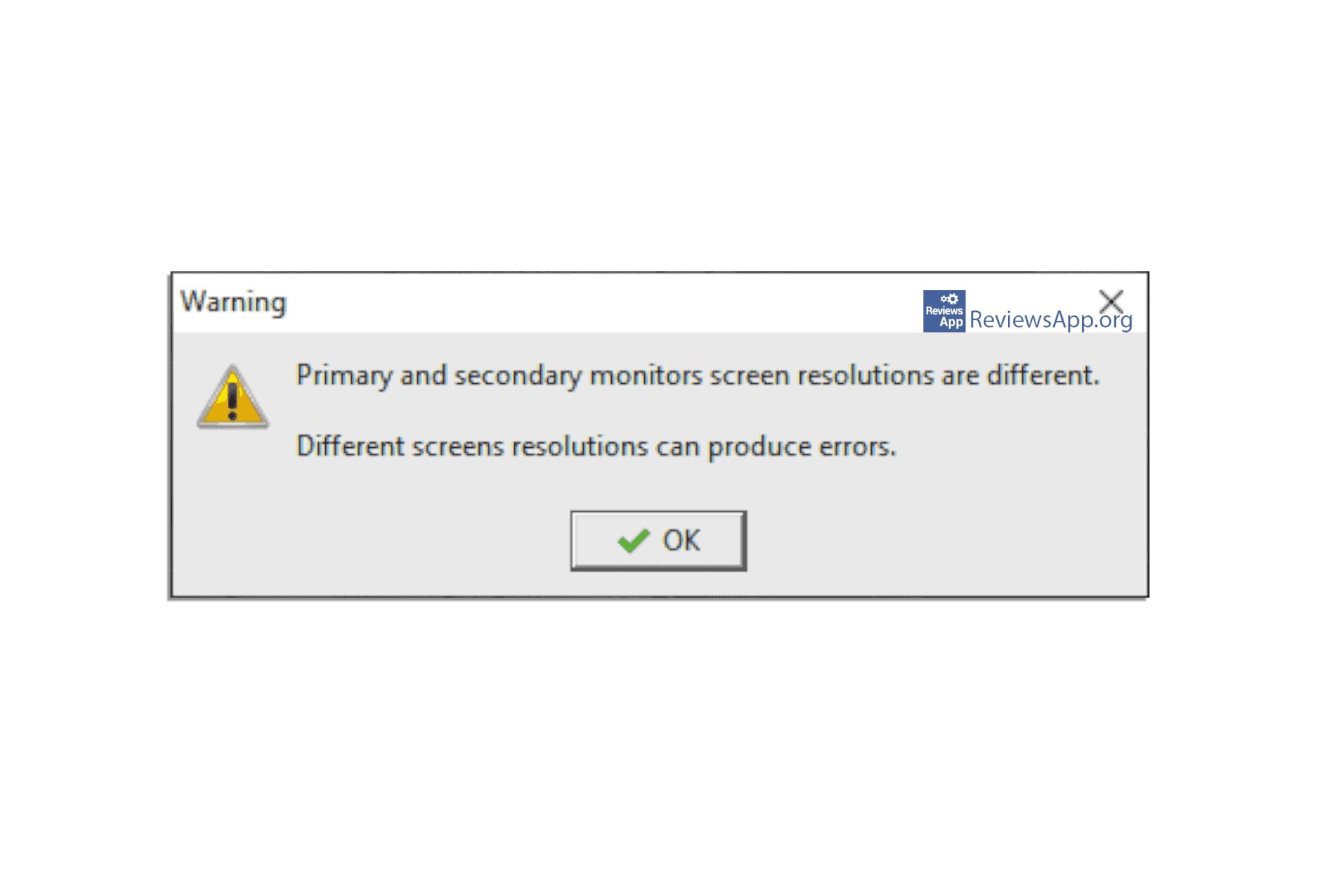 ScreenGridy error