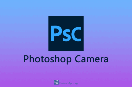 Adobe Photoshop Camera for photo processing on Android and iOS