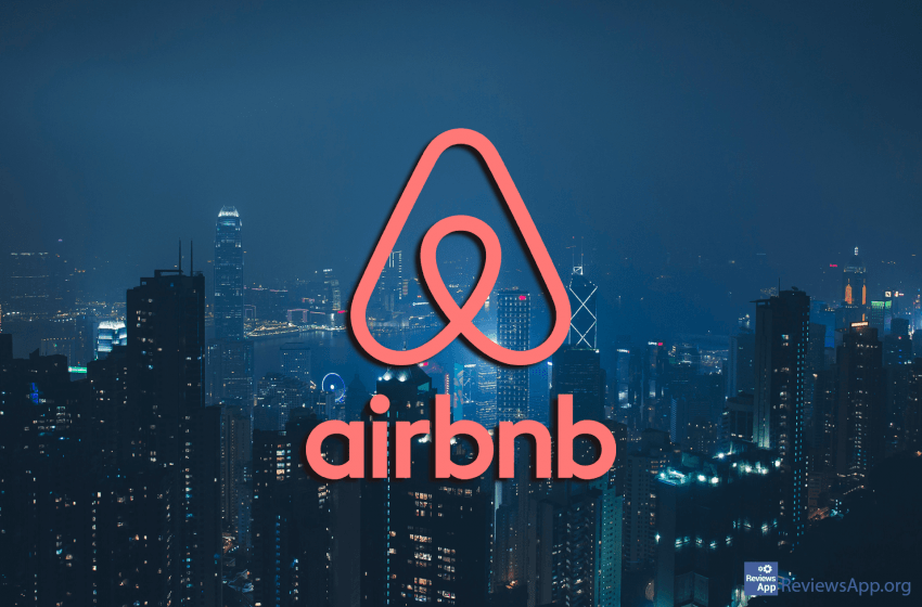 Airbnb apartment rental app for Android and iOS
