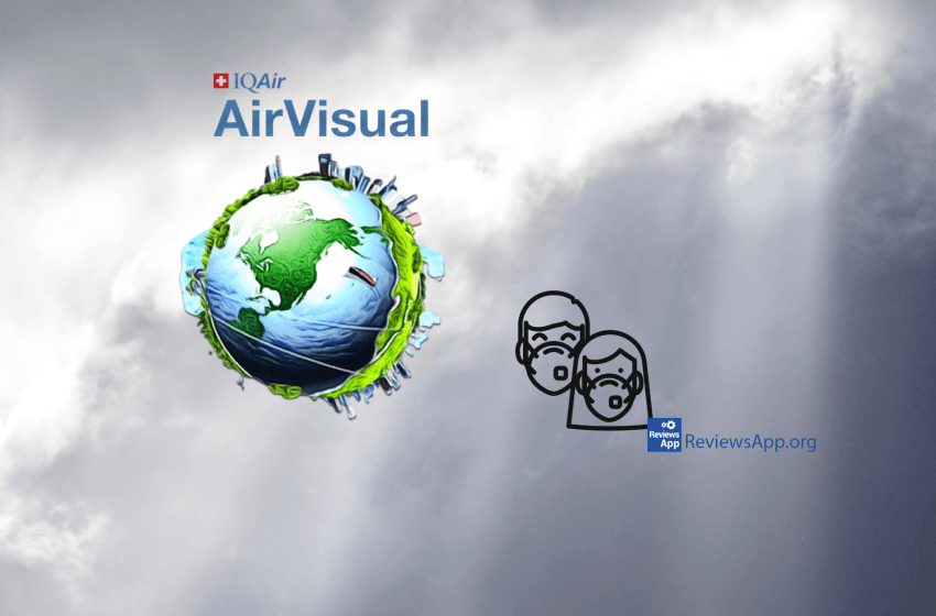 AirVisual for Android and iOS