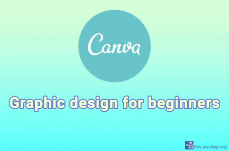 Canva – graphic design for beginners