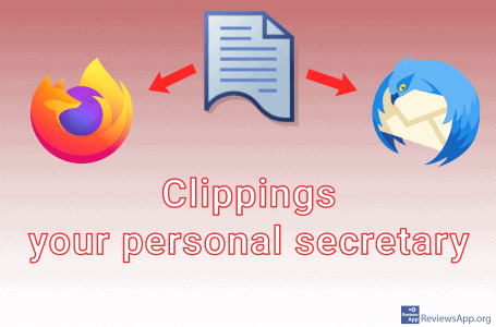 Clippings – your personal secretary