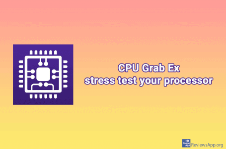 CPU Grab Ex – stress test your processor
