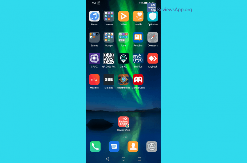 How to Add Website Shortcut (icon) to Android and iOS Home Screen