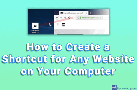 How to Create a Shortcut for Any Website on Your Computer