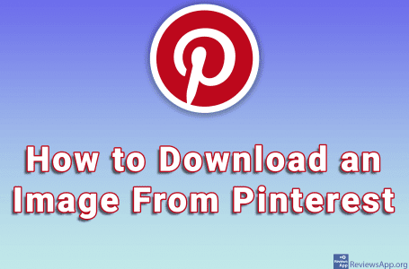 How to Download an Image From Pinterest