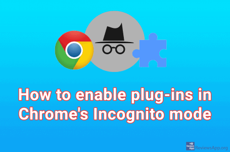 How to enable plug-ins in Chrome's Incognito mode
