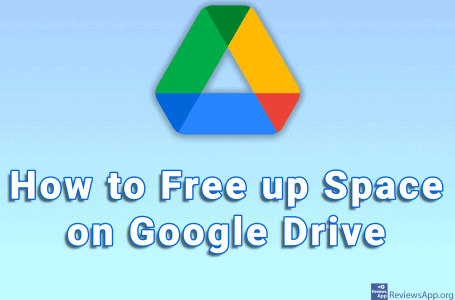 How to Free up Space on Google Drive