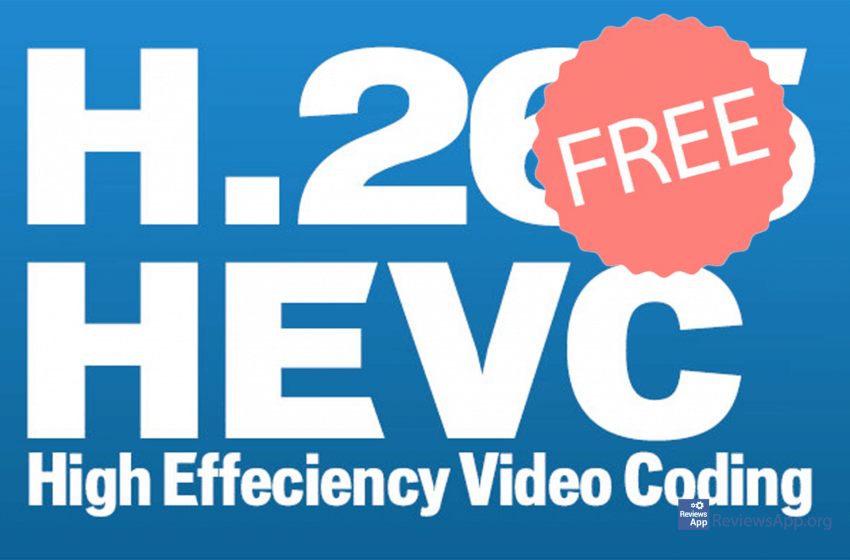 How to install HEVC codec for free in Windows 10