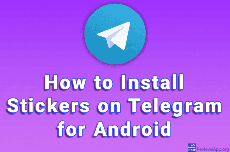 How to Install Stickers on Telegram for Android