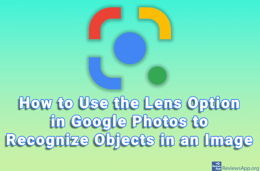 How to Use the Lens Option in Google Photos to Recognize Objects in an Image