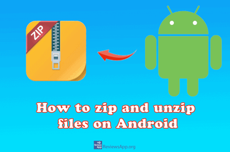 How to zip and unzip files on Android