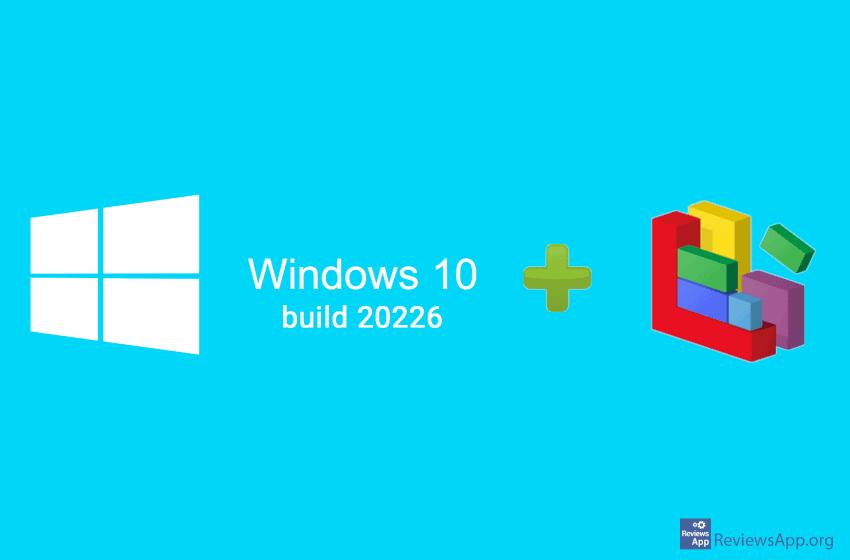Improved hard disk defragmentation in Windows 10