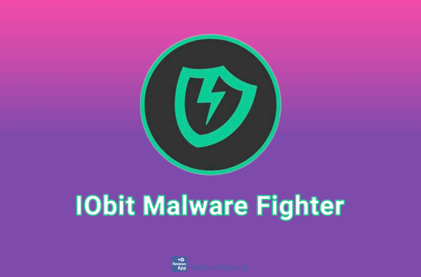 IObit Malware Fighter for Windows