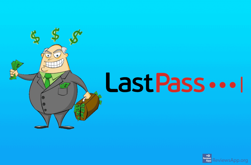 LastPass will no longer be the best free password manager