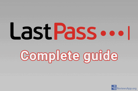 LastPass for Windows – a complete guide