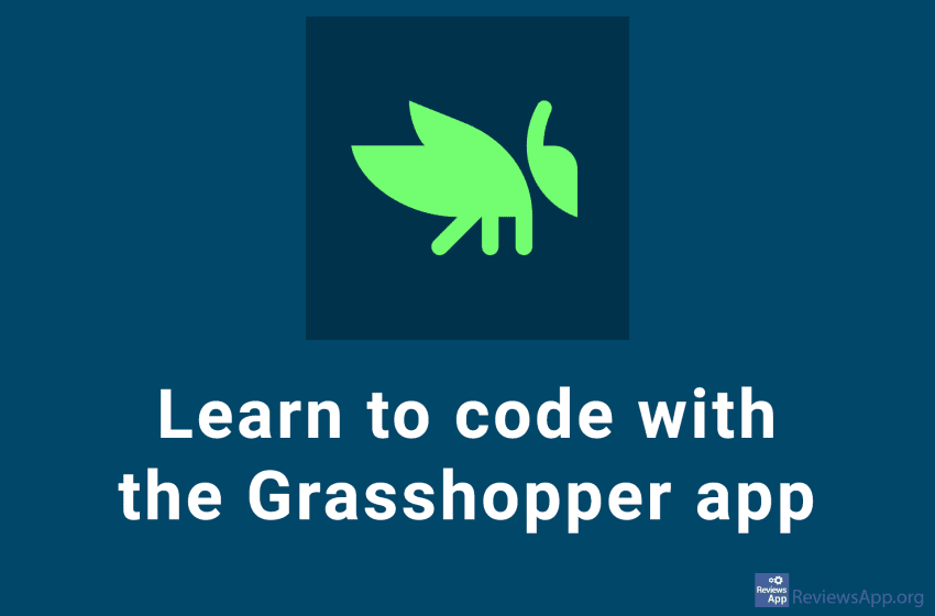 Learn programming with the Grasshopper app