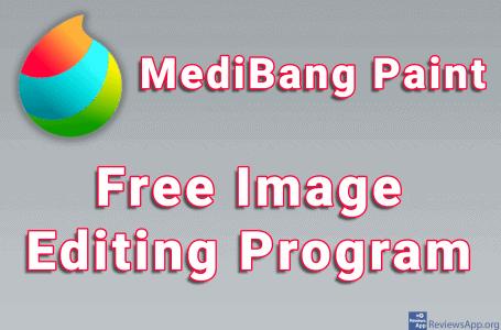 MediBang Paint – Free Image Editing Program