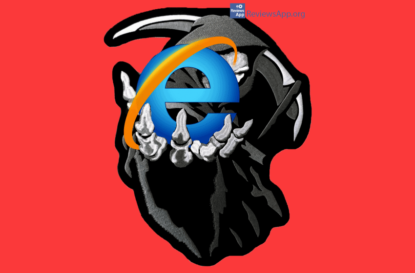 Microsoft is discontinuing support for Internet Explorer