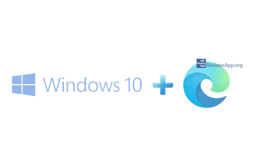 New Edge in Windows 10