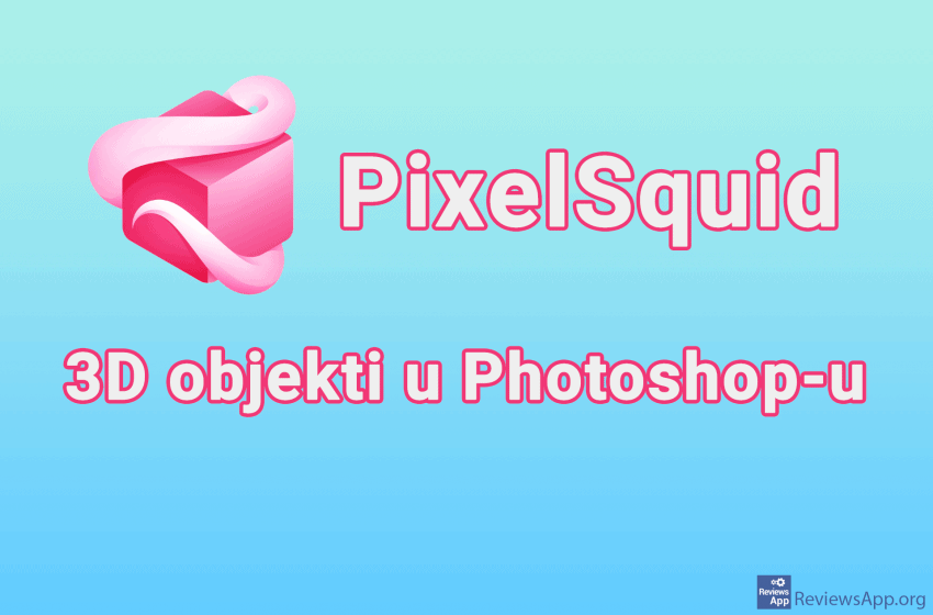 PixelSquid – 3D objects in Photoshop