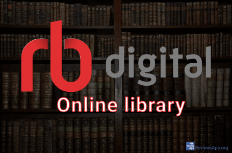 RBdigital online library for Android and iOS
