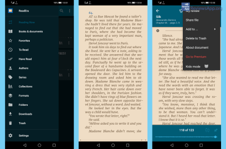 ReadEra – app to enjoy a good book on your phone
