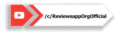 ReviewsApp.org YouTube