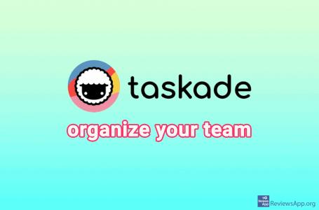 Taskade – organize your team