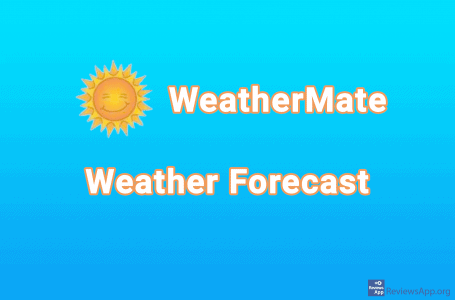 WeatherMate – weather forecast