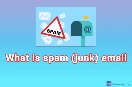 What is spam (junk) email