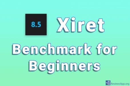 Xiret – Benchmark for Beginners